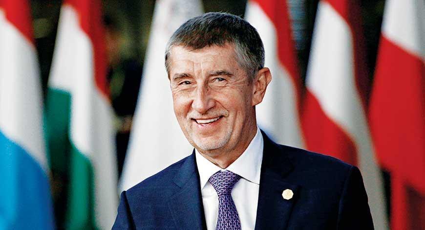 ჩეხეთის პრემიერ-მინისტრი ირაკლი ღარიბაშვილს საქართველოს დამოუკიდებლობის დღეს ულოცავს