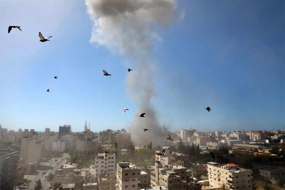 მსოფლიოს ამბები - 11 დღიანი ომის შედეგები
