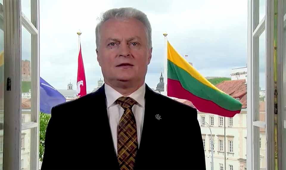 Президент Литвы - Моя страна никогда не смирится с оккупацией Абхазии и Цхинвали, суверенитет Грузии, территориальная целостность фундаментально важны для нас