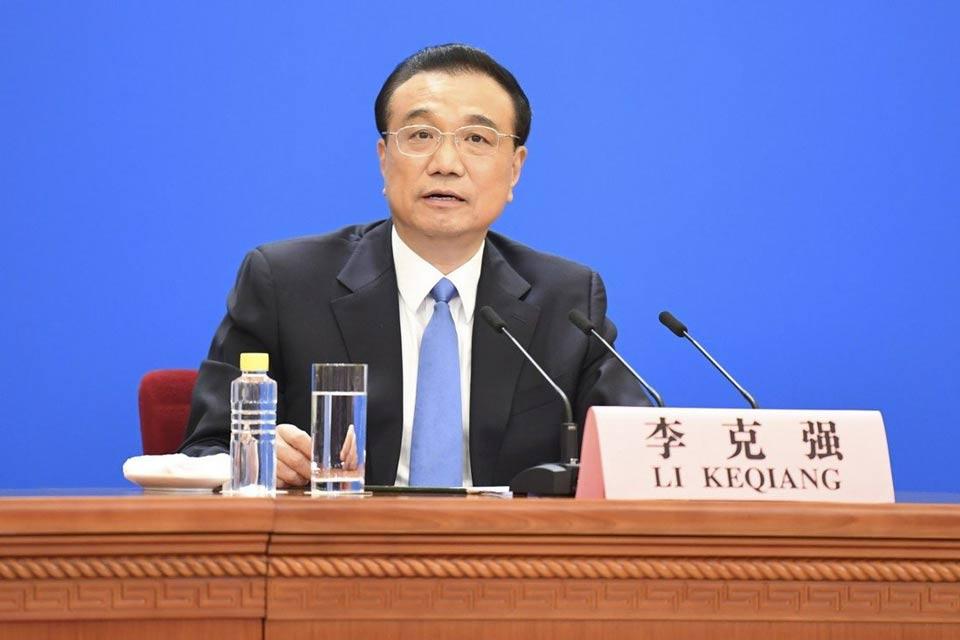 ჩინეთის სახელმწიფო საბჭოს პრემიერი - ვიმედოვნებ, ერთობლივი ძალისხმევით შევძლებთ ურთიერთობებისა და პრაგმატული თანამშრომლობის ახალ დონეზე აყვანას, ჩვენი ქვეყნებისა და ერების საკეთილდღეოდ