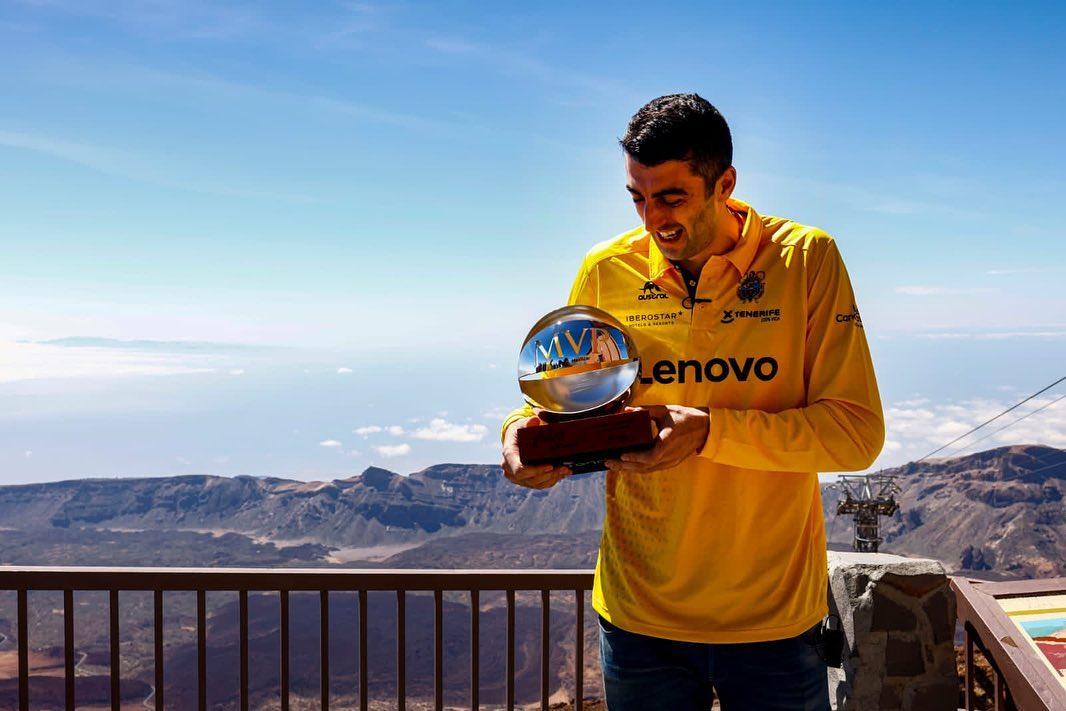 გიორგი შერმადინი - ესპანეთის საუკეთესო მოთამაშის ჯილდოს ჩამოვიტან ნატახტარში, სადაც უკვე ყანწით ელიან #1TVSPORT