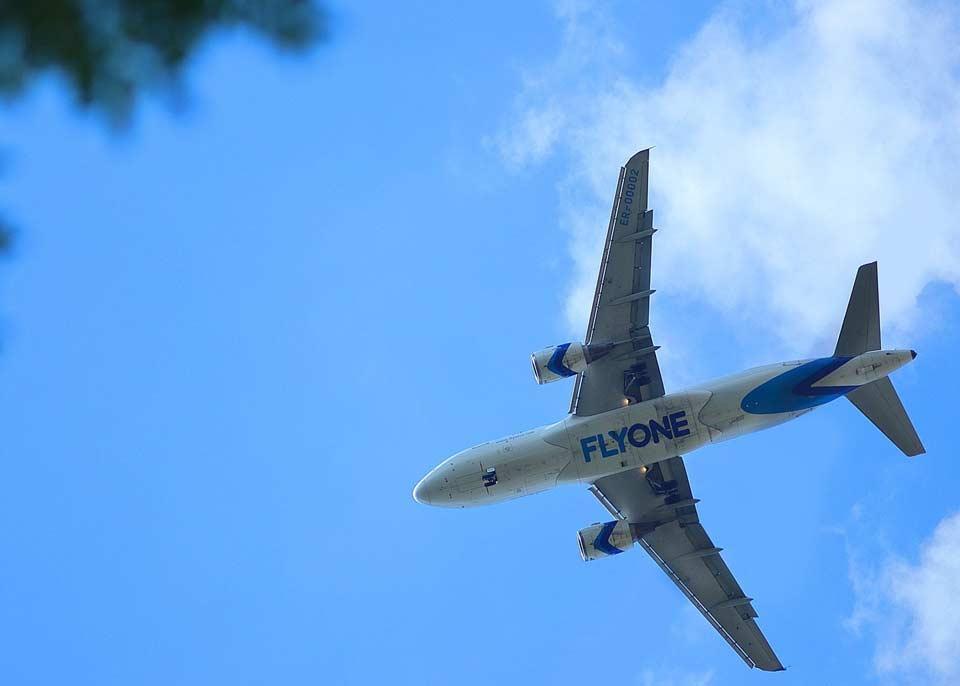 მოლდოვური დაბალბიუჯეტიანი ავიაკომპანია FLYONE საქართველოს მიმართულებით მრავალჯერადი ჩარტერული რეისების შესრულებას იწყებს