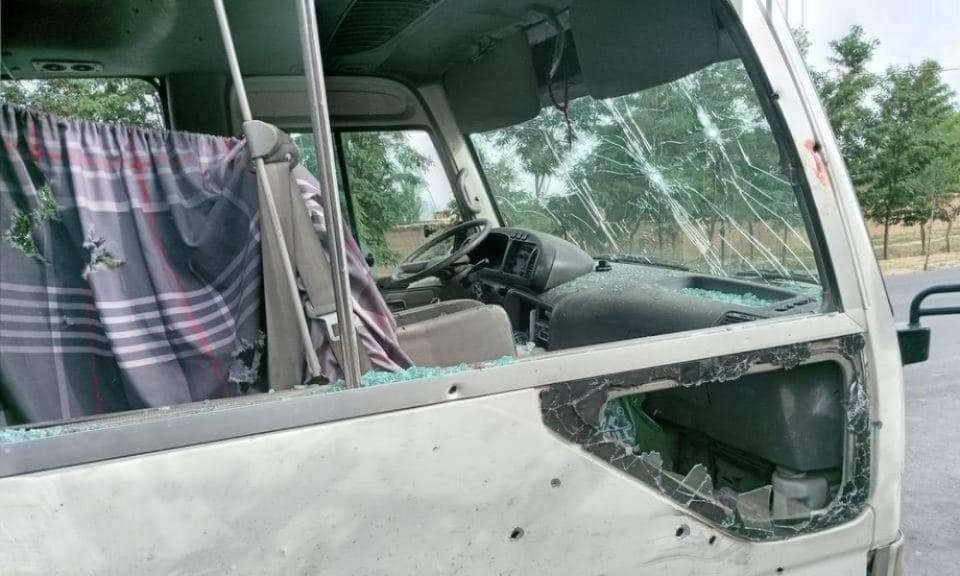 ავღანეთში სტუდენტების ავტობუსის აფეთქების შედეგად, სულ მცირე ოთხი ადამიანი დაიღუპა