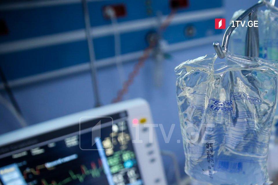 საქართველოში ბოლო 24 საათში კორონავირუსით 17 პაციენტი გარდაიცვალა