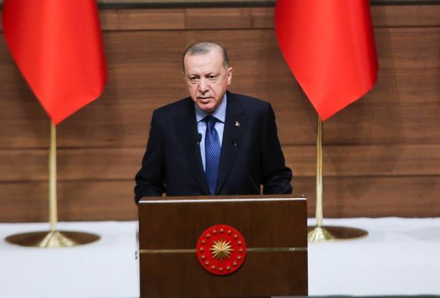 ნატო-ს სამიტზე დასწრების შემდეგ თურქეთის პრეზიდენტი აზერბაიჯანში ჩავა