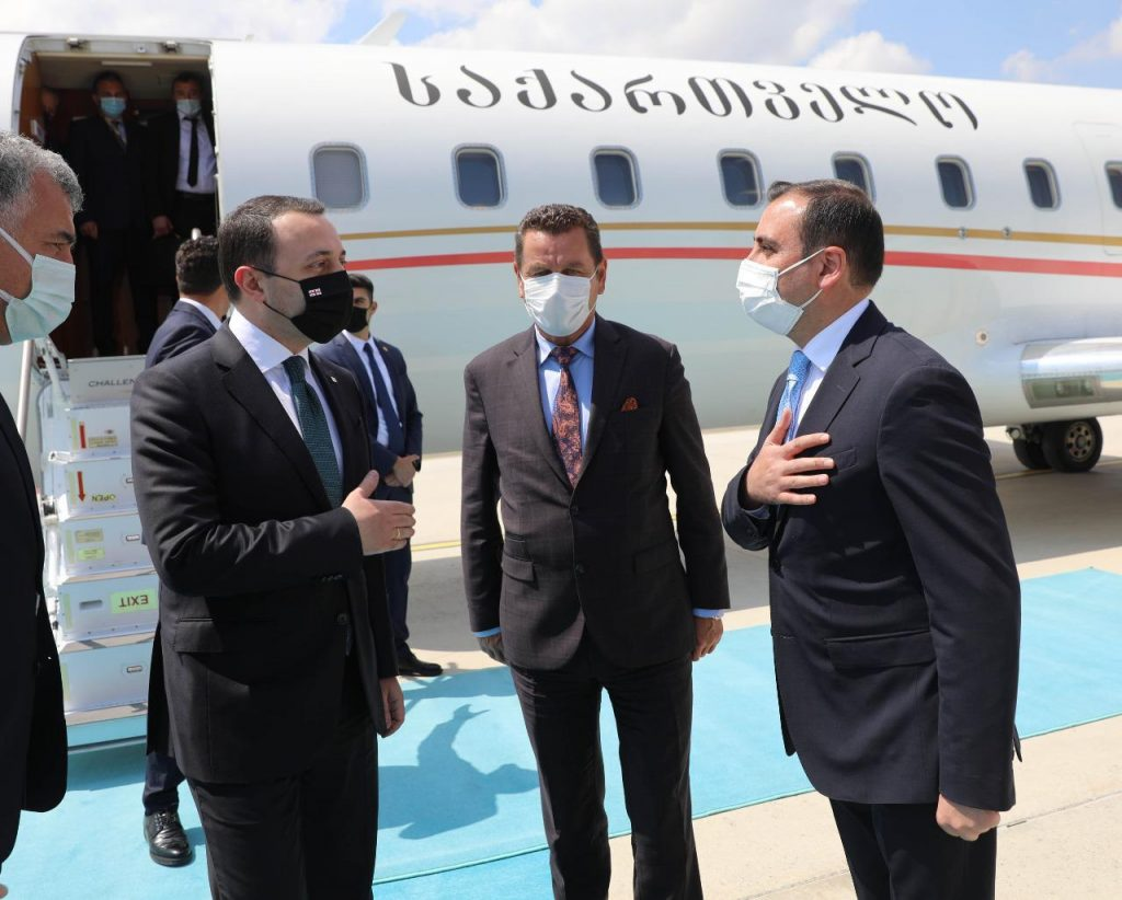PM starts visit to Turkey
