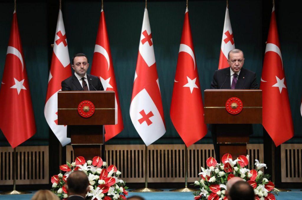 Turkey regards Georgia as a key to regional cooperation