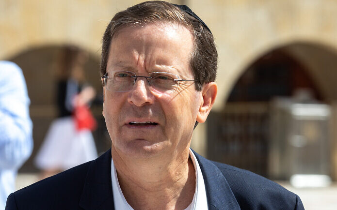 ქნესეთმა ისრაელის პრეზიდენტად ისააკ ჰერცოგი აირჩია