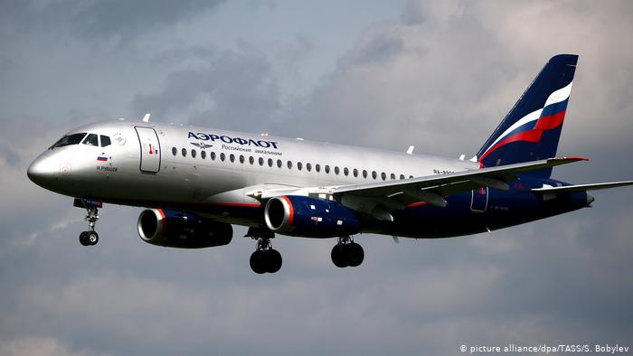 Germany to suspend incoming flights from Russian airlines