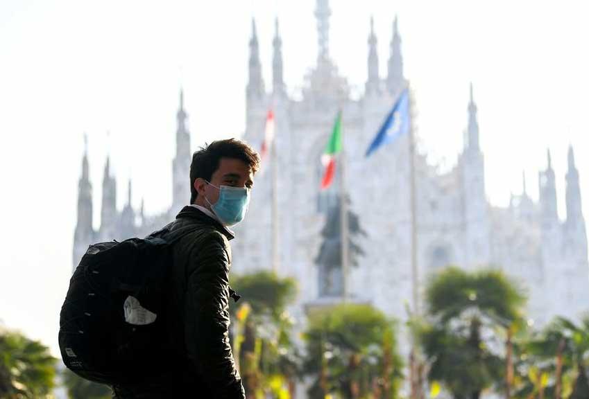 იტალიაში კორონავირუსის 2 897 ახალი შემთხვევა გამოვლინდა