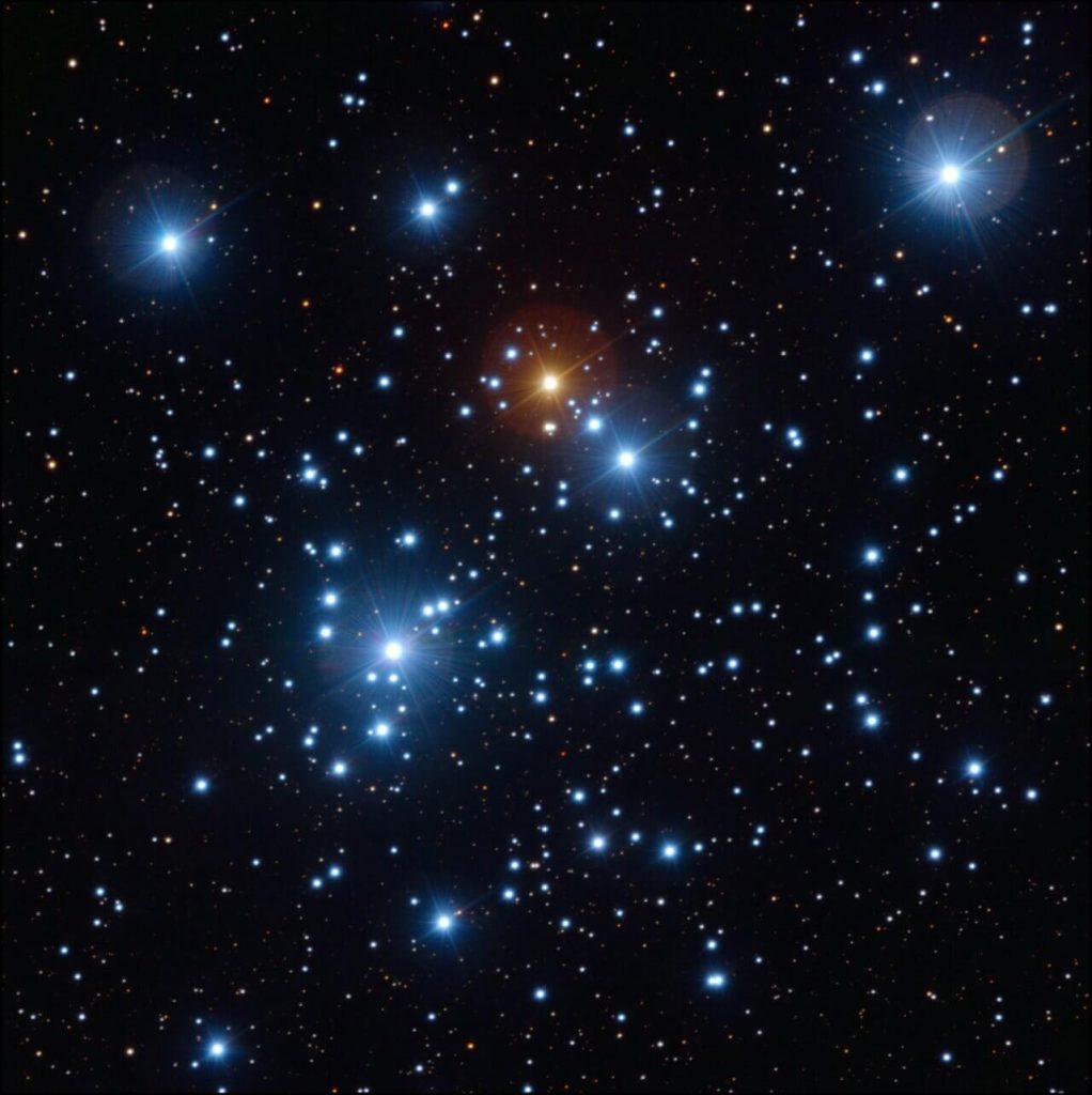 მზის სისტემის კოსმოსურ სამეზობლოში უზარმაზარი ვარსკვლავთგროვა აღმოაჩინეს — #1tvმეცნიერება