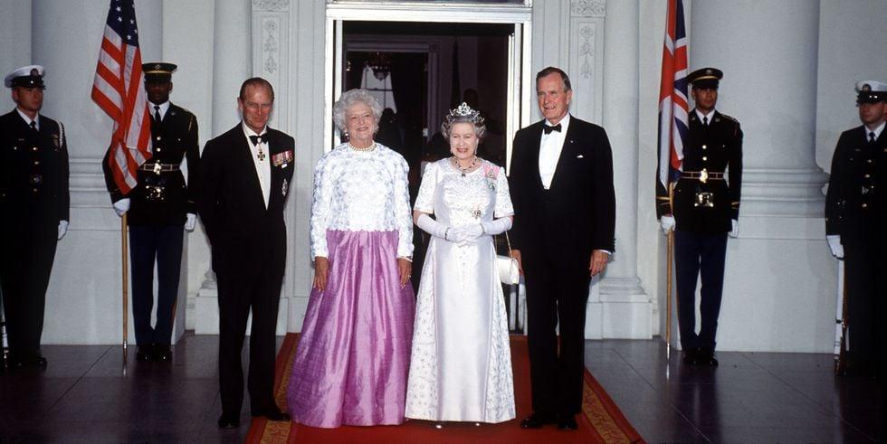 აშშ-ის 41-ე პრეზიდენტი ჯორჯ ბუში უფროსი