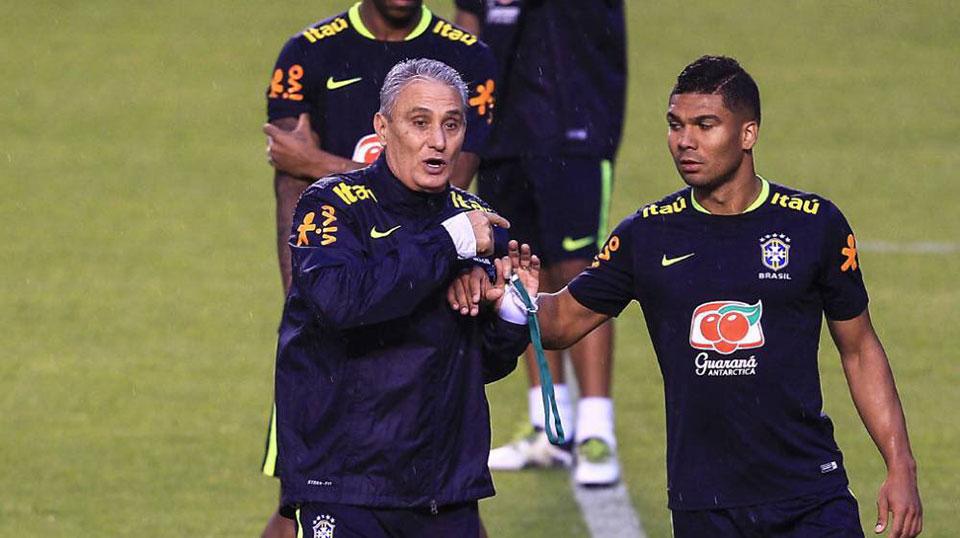 ბრაზილიის ნაკრები სრული შემადგენლობით ეწინააღმდეგება სამშობლოში კოპა ამერიკას ჩატარებას #1TVSPORT