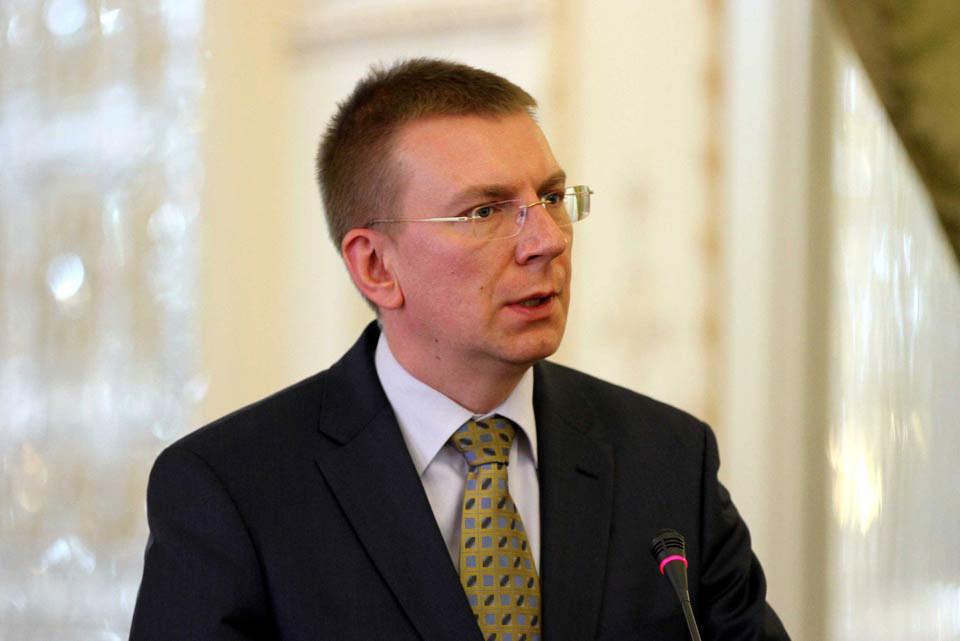Latvian FM to visit Georgia