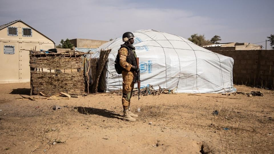 ბურკინა ფასოს ერთ-ერთ სოფელში თავდასხმის შედეგად დაღუპულთა რიცხვი 160-მდე გაიზარდა