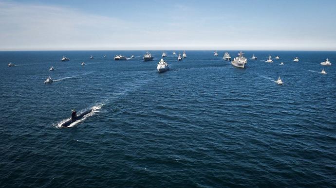 ბალტიის ზღვაში ნატო-ს მასშტაბური სამხედრო წვრთნები დაიწყო