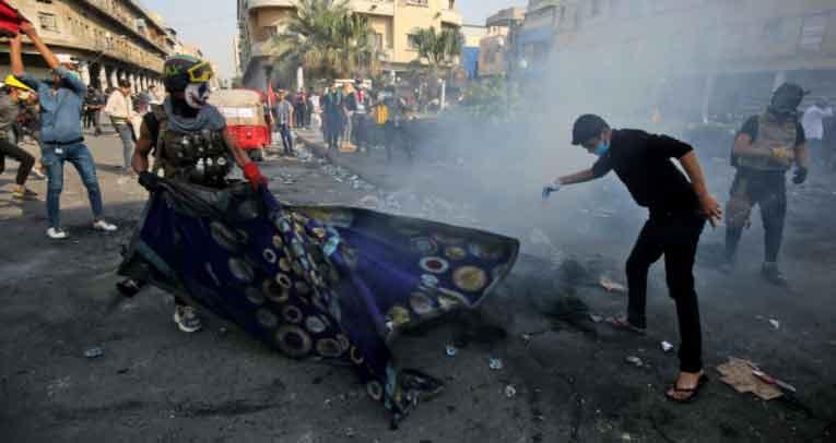 მედიის ინფორმაციით, ბაღდადში ერაყის დაზვერვის მაღალჩინოსანი ოფიცერი მოკლეს