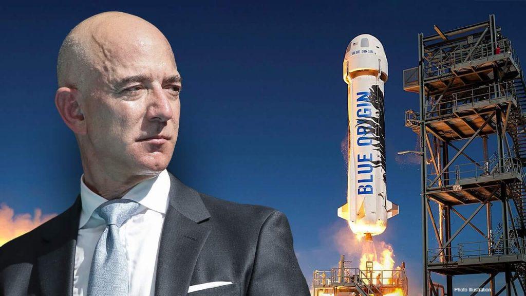 ჯეფ ბეზოსი საკუთარი კომპანიის რაკეტით კოსმოსში გაემგზავრება — #1tvმეცნიერება