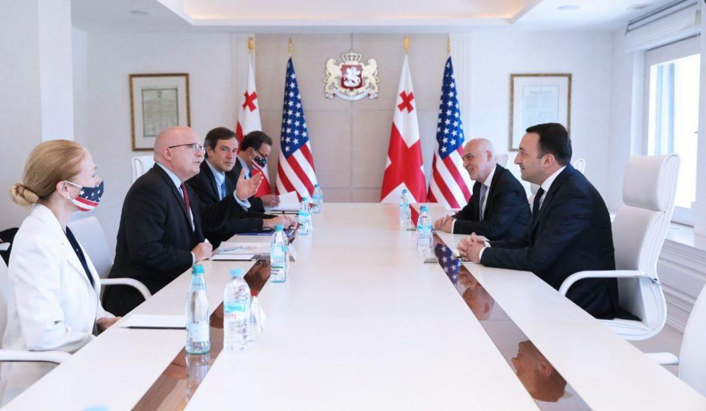 Philip Reeker praises progress made by Georgia towards NATO Integration