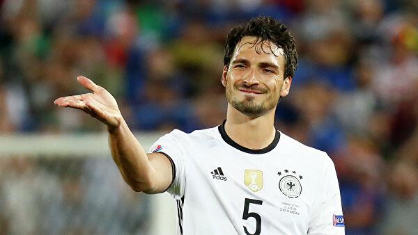 ჰუმელსი დარწმუნებულია, რომ ევროპის ჩემპიონი გერმანია გახდება #1TVSPORT
