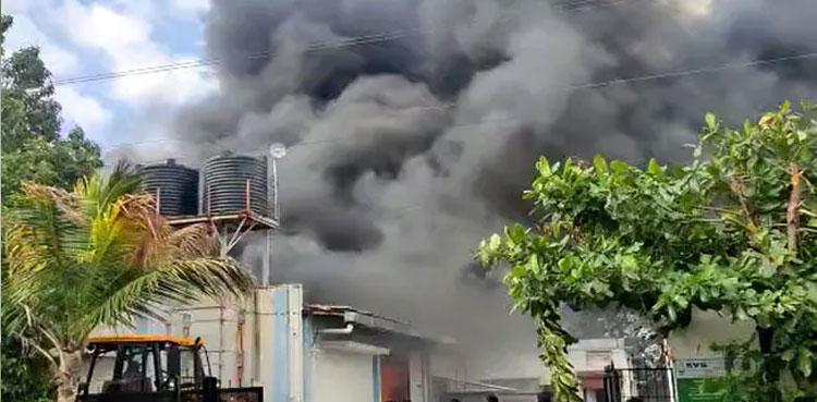 ინდოეთში, ერთ-ერთ ქიმიურ ქარხანაში ხანძარს 18 ადამიანი ემსხვერპლა
