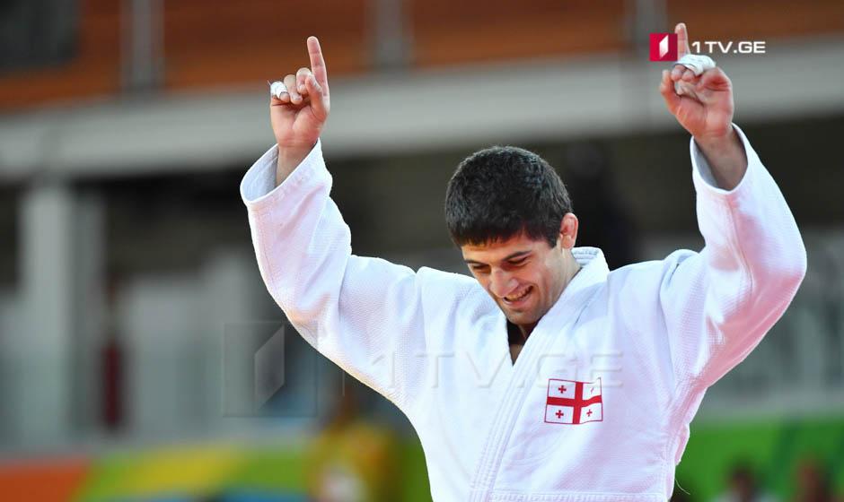 Лаша Шавдатуашвили - чемпион мира #1TVSPORT