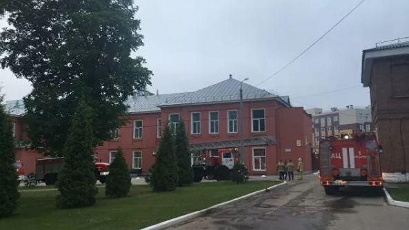 რუსეთში, რიაზანის ოლქის საავადმყოფოში ხანძრის შედეგად სამი ადამიანი დაიღუპა