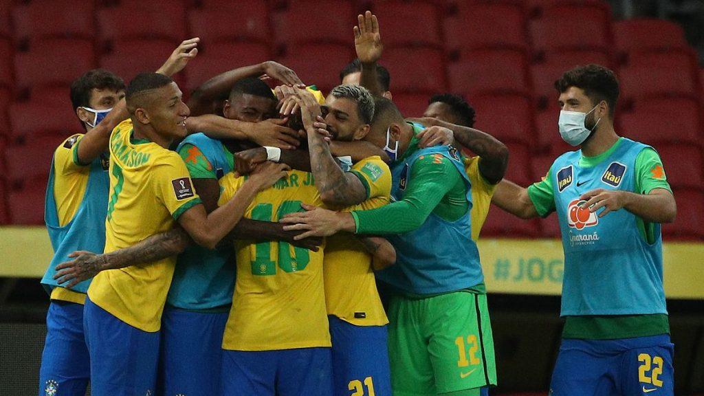 ბრაზილიის ნაკრების ფეხბურთელები დათანხმდნენ კოპა ამერიკაზე თამაშს #1TVSPORT
