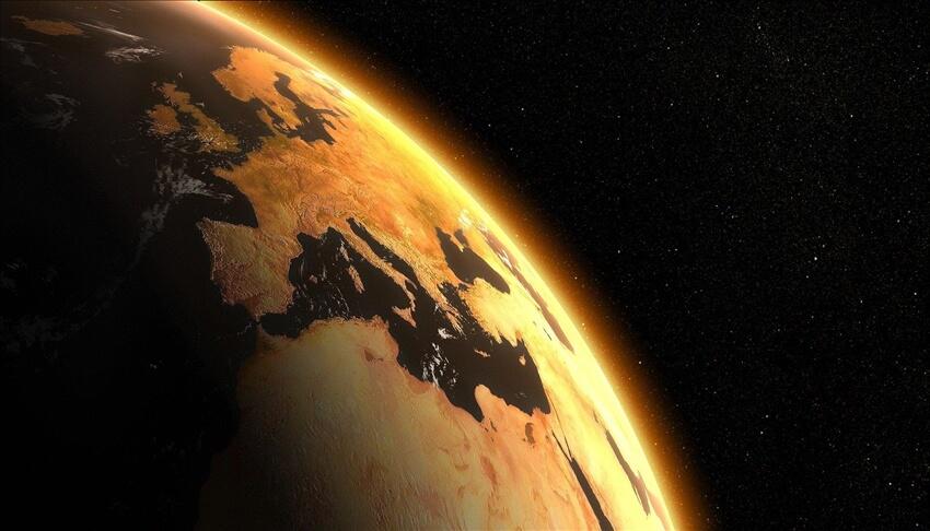 ატმოსფეროში CO2-ის დონემ მიაღწია ნიშნულს, რომელიც დედამიწაზე ბოლო ოთხი მილიონი წლის განმავლობაში არ ყოფილა — #1tvმეცნიერება