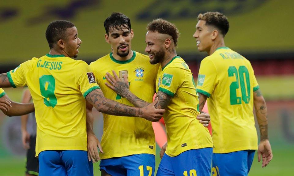 ბრაზილიის ნაკრების შემადგენლობა კოპა ამერიკისთვის ცნობილია #1TVSPORT