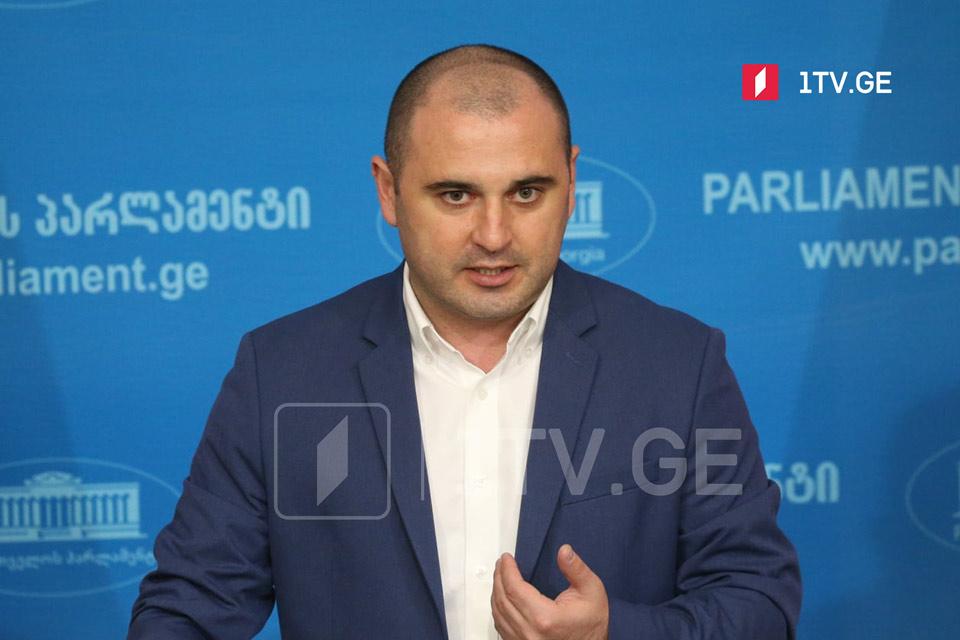Լևան Խաբեիշվիլին հայտարարում է, որ «Ազգային շարժումը» հրաժարվում է հանձնաժողովների նախագահների և տեղակալների պաշտոններից