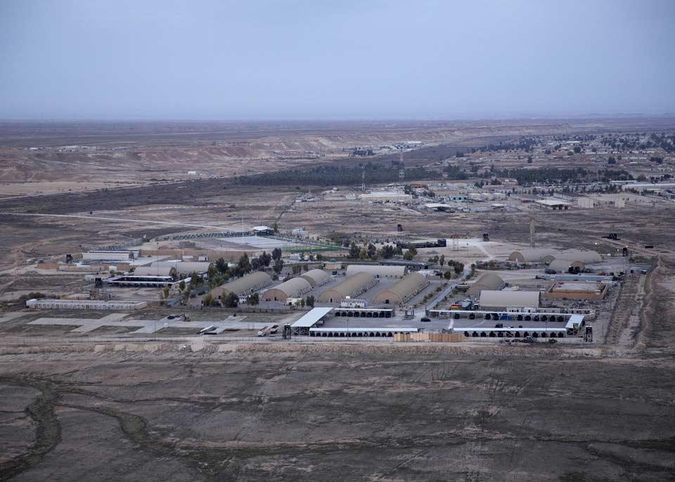 მედიის ინფორმაციით, ერაყში, ორ სამხედრო ბაზაზე სარაკეტო თავდასხმები განხორციელდა