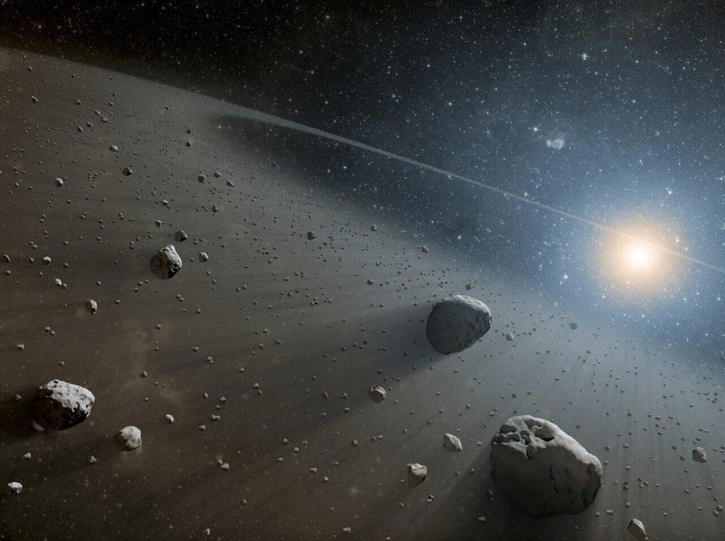 ბოლო 500 მილიონი წლის განმავლობაში დედამიწაზე ჩამოცვენილი მეტეორიტები ერთ ძლიერ უცნაურ მახასიათებელზე მიუთითებს — #1tvმეცნიერება