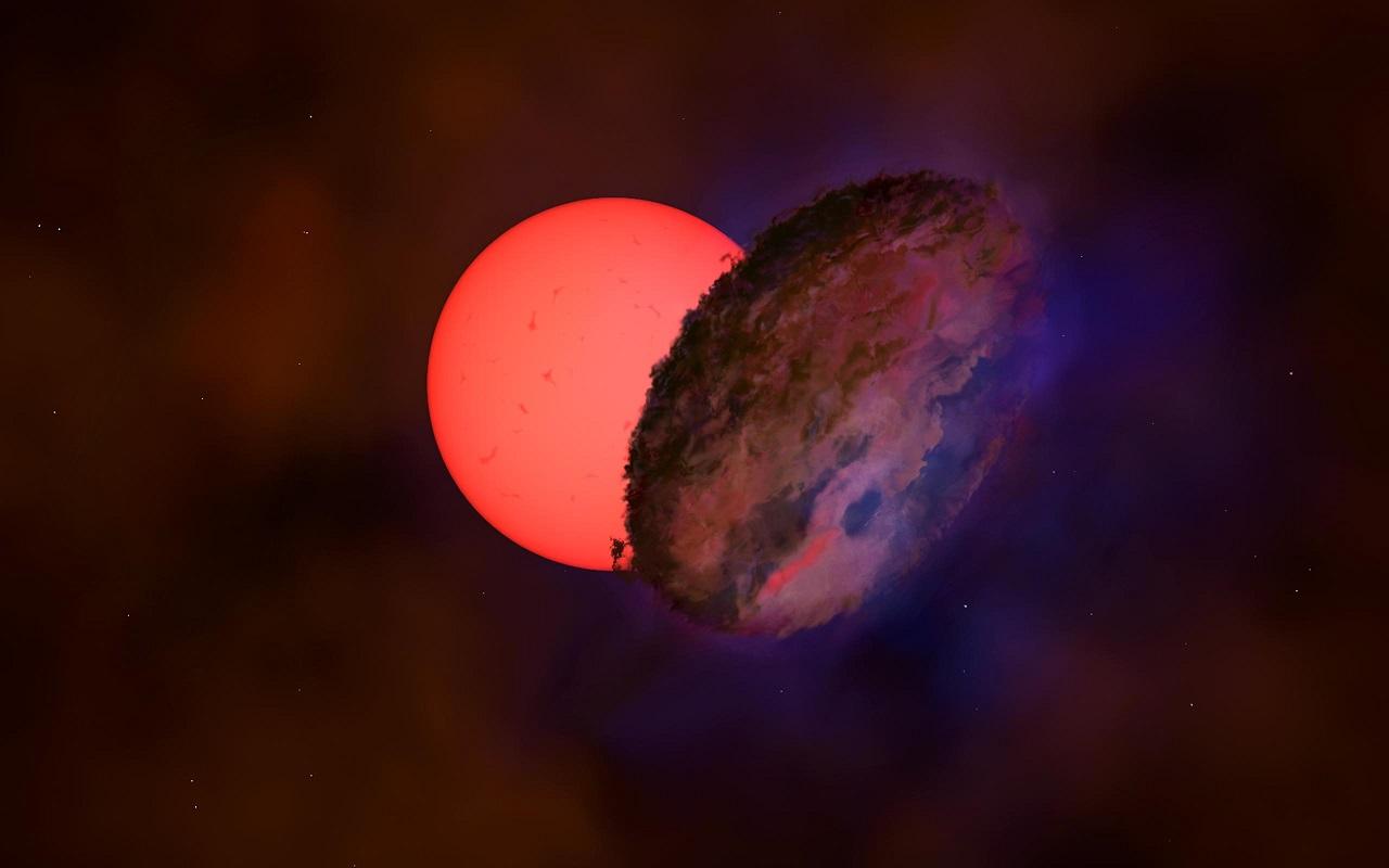 ჩვენი გალაქტიკის ცენტრის სიახლოვეს დააფიქსირეს გიგანტური ობიექტი, რომელიც დროდადრო ბნელდება — #1tvმეცნიერება