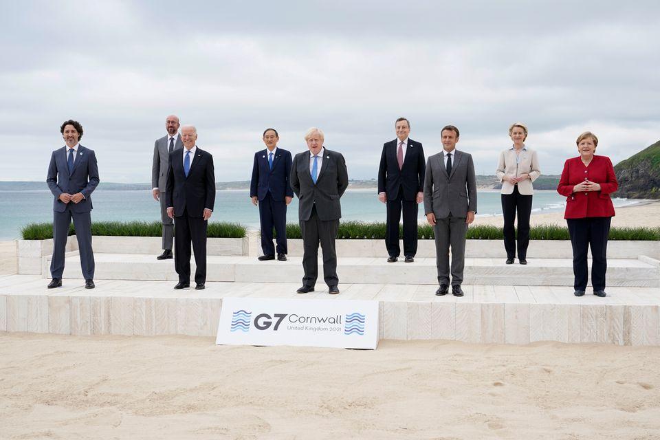 """აშშ """"დიდი შვიდეულის"""" სამიტზე, ჩინეთის """"ერთი სარტყელი, ერთი გზის"""" ინიციატივის საპასუხოდ, ახალ გლობალურ ინფრასტრუქტურულ გეგმას წარადგენს"""
