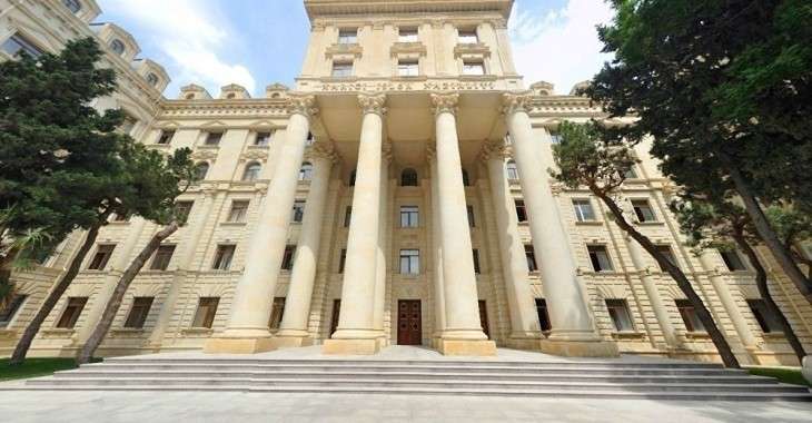 Azerbaijani Foreign Ministry: We appreciate Georgian government's support for implementation of humanitarian action