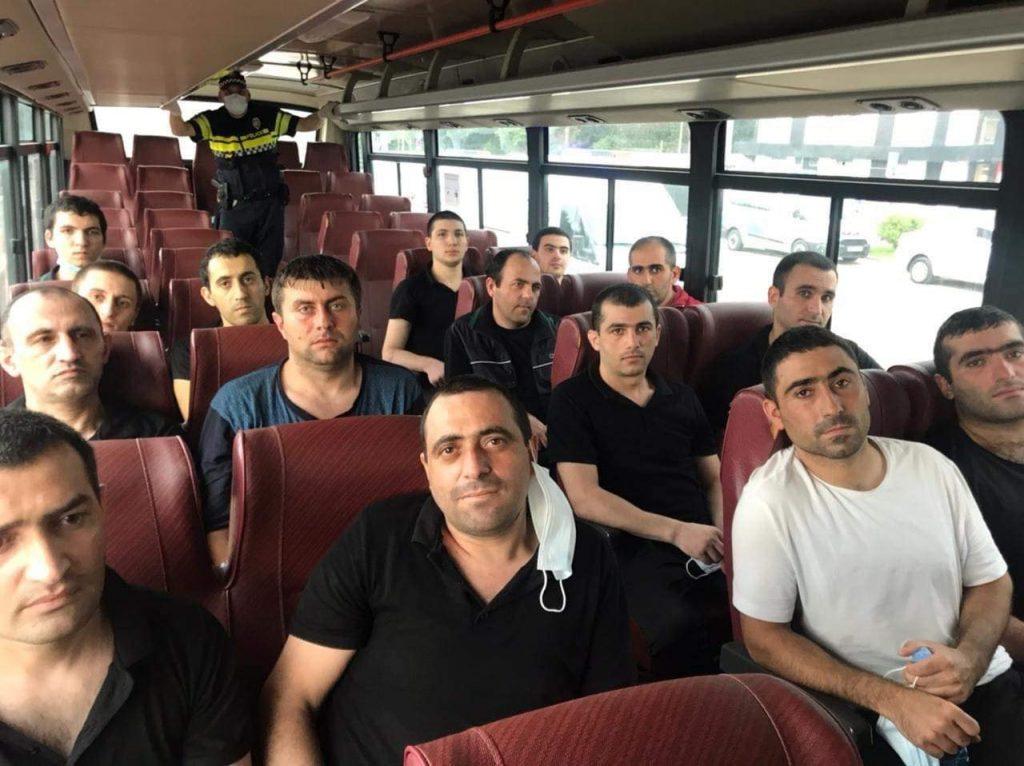 Посольство Армении в Грузии благодарит Тбилиси за помощь в возвращении армянских пленных