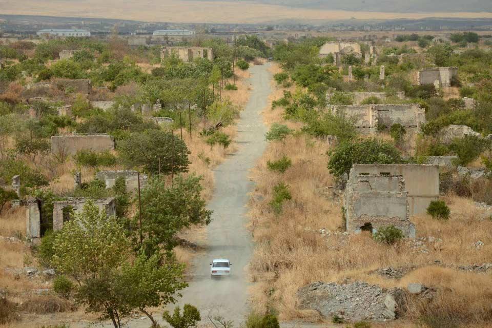 """""""ფიგარო"""" - ირაკლი ღარიბაშვილის შუამავლობით დადებული ხელშეკრულების ფარგლებში სომხეთმა აზერბაიჯანს იმ დანაღმული ტერიტორიების რუკები გადასცა, რომლებსაც კონფლიქტამდე აკონტროლებდა"""