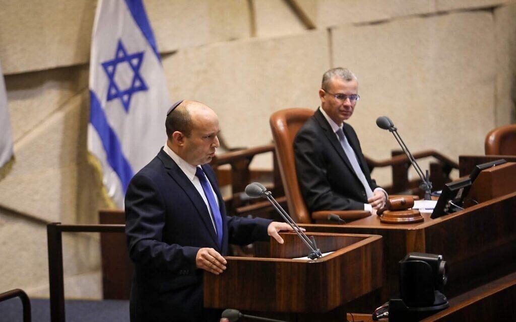 ისრაელის პრემიერ-მინისტრი ნაფტალი ბენეტი გახდა