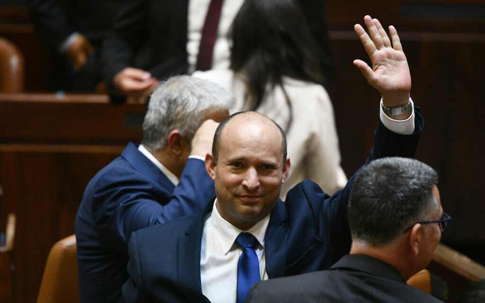 ჯო ბაიდენმა ნაფტალი ბენეტს ისრაელის პრემიერ-მინისტრად დანიშვნა მიულოცა