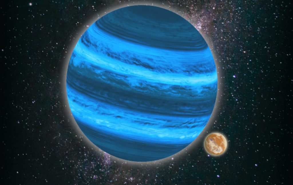 მოხეტიალე პლანეტებს შეიძლება სიცოცხლისათვის ხელსაყრელი მთვარეები ჰქონდეთ — #1tvმეცნიერება