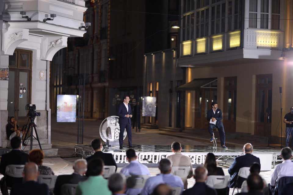 ირაკლი ბენდელიანი - მაჭავარიანის ქუჩაზე მეწყრული პროცესის შემცირების სამუშაოების მეორე ეტაპი უახლოეს მომავალში დაიწყება