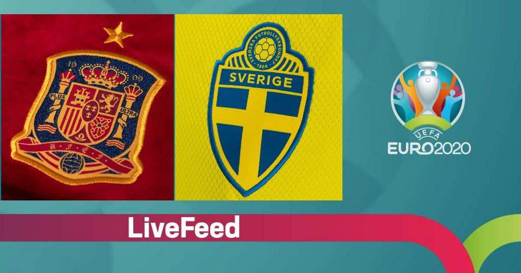 ევრო 2020 | ესპანეთი VS შვედეთი 0:0 [ვიდეო] #1TVSPORT
