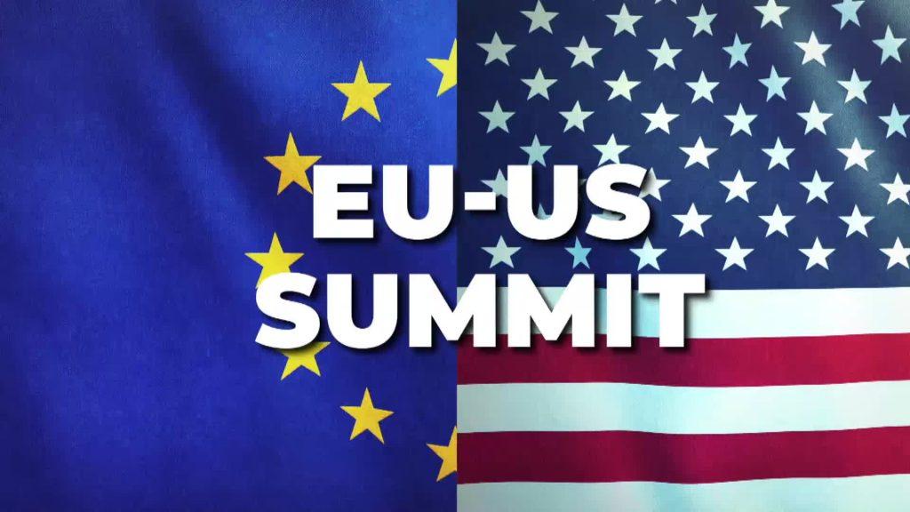 ბრიუსელში დღეს აშშ-ევროკავშირის სამიტი გაიმართება