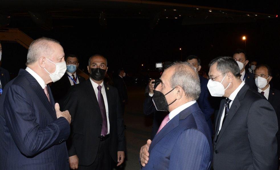 აზერბაიჯანში თურქეთის პრეზიდენტის ოფიციალური ვიზიტი დაიწყო