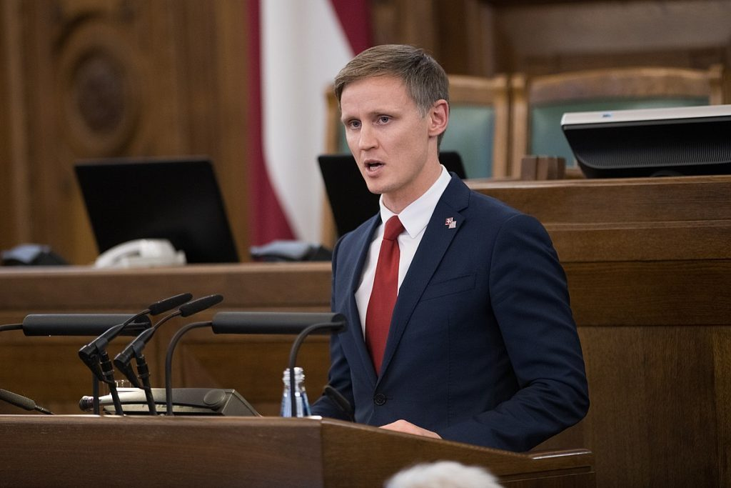 Rihards Kols: I reiterate unwavering support of Latvia for Georgia to join the Alliance