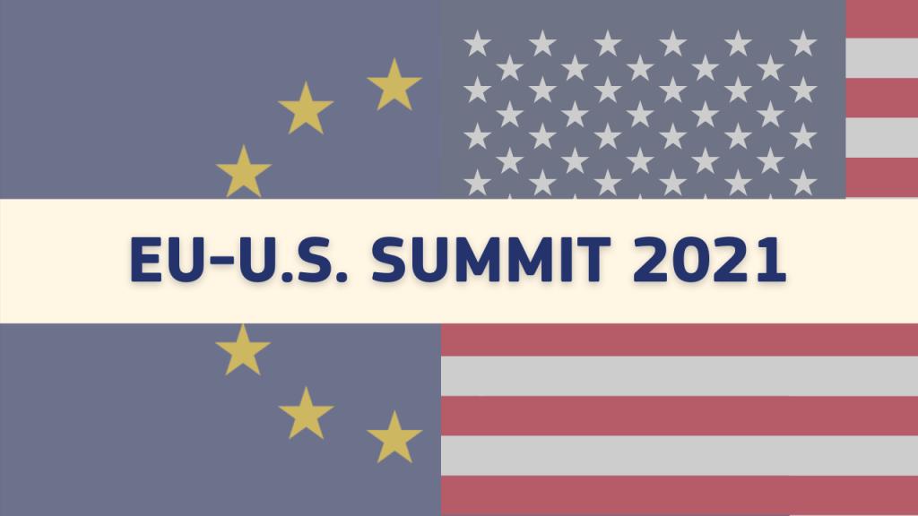 ევროკავშირი-აშშ-ის სამიტის დასრულების შემდეგ გამოქვეყნებულ ერთობლივ განცხადებაში საქართველოზეც არის საუბარი