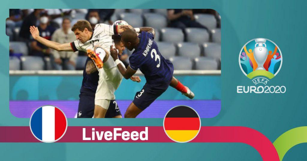 ევრო 2020   საფრანგეთი VS გერმანია 1:0 [ვიდეო] #1TVSPORT