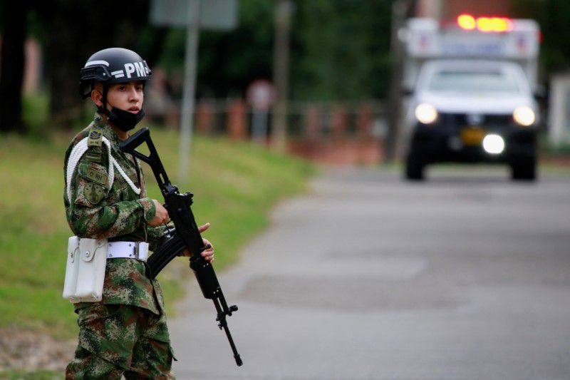 კოლუმბიაში, ერთ-ერთ სამხედრო ბაზაზე აფეთქების შედეგად 36 ადამიანი დაშავდა