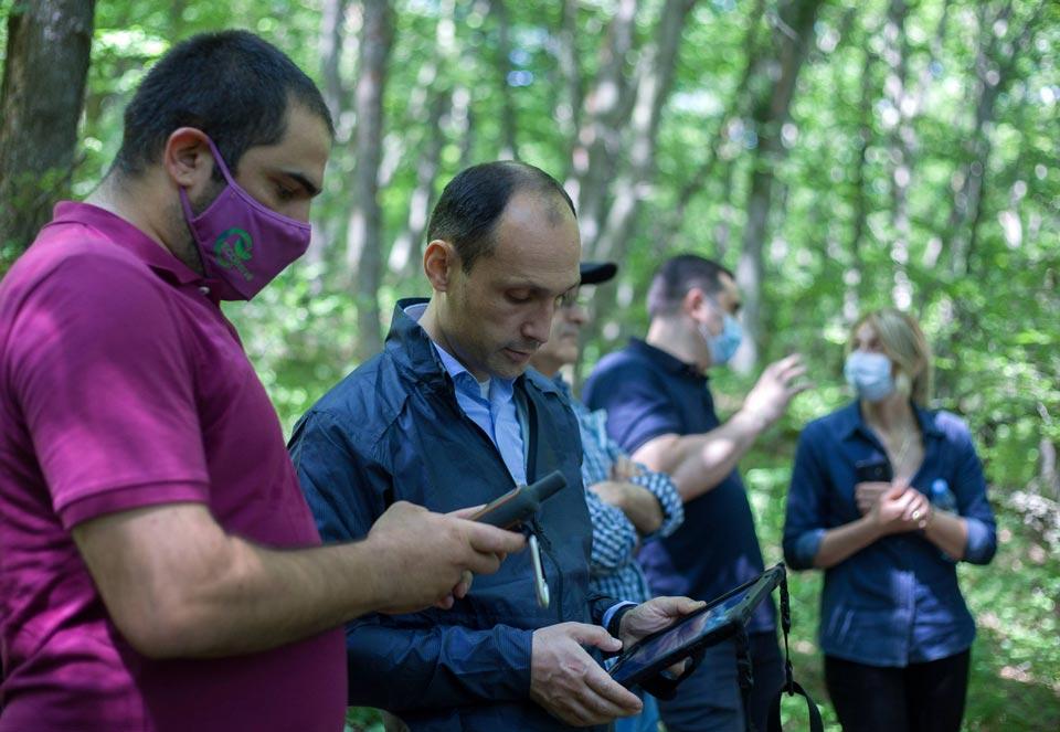 ლევან დავითაშვილი - ტყის ეროვნული აღრიცხვით მიღებული ინფორმაცია მნიშვნელოვანი იქნება სატყეო პოლიტიკის სწორად წარმართვისთვის